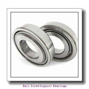 30mm x 62mm x 15mm  RHP bsb030062suhp3-rhp Ball Screw Support Bearings