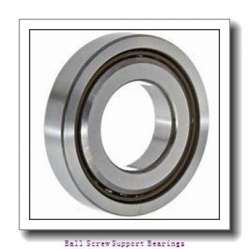 30mm x 62mm x 15mm  Timken mm30bs62dm-timken Ball Screw Support Bearings