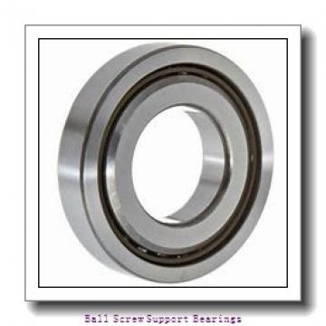 40mm x 90mm x 20mm  NSK 40tac90bsuc10pn7b-nsk Ball Screw Support Bearings