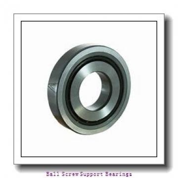 35mm x 72mm x 15mm  Nachi 35tab07u/gmp4-nachi Ball Screw Support Bearings