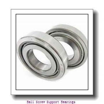 40mm x 72mm x 15mm  Timken mm40bs72dum-timken Ball Screw Support Bearings