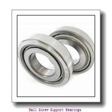 50mm x 100mm x 20mm  NSK 50tac100bsuc10pn7b-nsk Ball Screw Support Bearings