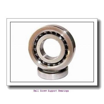 30mm x 62mm x 15mm  Nachi 30tab06u/gmp4-nachi Ball Screw Support Bearings