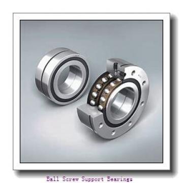 40mm x 72mm x 15mm  Nachi 40tab07db/gmp4-nachi Ball Screw Support Bearings