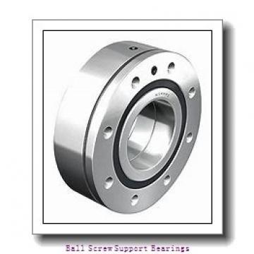 20mm x 47mm x 15mm  Nachi 20tab04u/gmp4-nachi Ball Screw Support Bearings