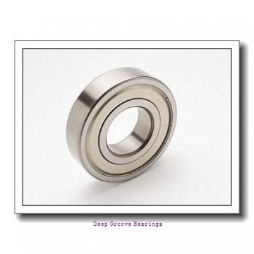 200mm x 310mm x 34mm  FAG 16040-fag Deep Groove Bearings