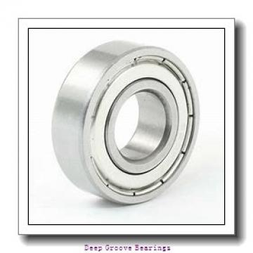 260mm x 400mm x 44mm  FAG 16052-fag Deep Groove Bearings