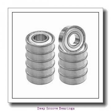 65mm x 100mm x 11mm  FAG 16013-fag Deep Groove Bearings