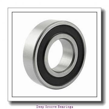 30mm x 72mm x 27mm  FAG 62306-2rsr-c3-fag Deep Groove Bearings