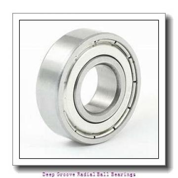 45mm x 75mm x 23mm  SKF 63009-2rs1-skf Deep Groove Radial Ball Bearings