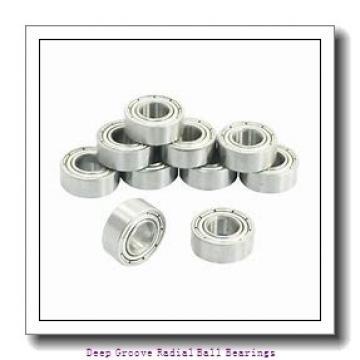 12mm x 30mm x 8mm  SKF 16101-2rs1-skf Deep Groove Radial Ball Bearings
