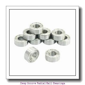 35mm x 72mm x 23mm  SKF 62207-2rs1-skf Deep Groove Radial Ball Bearings