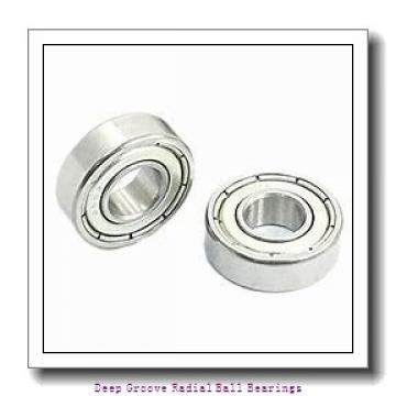 75mm x 130mm x 25mm  SKF 215-skf Deep Groove Radial Ball Bearings