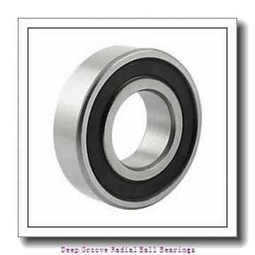 30mm x 55mm x 9mm  SKF 16006-skf Deep Groove Radial Ball Bearings