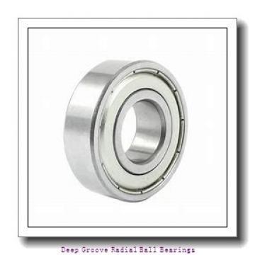 30mm x 62mm x 16mm  SKF 206-2znr-skf Deep Groove Radial Ball Bearings