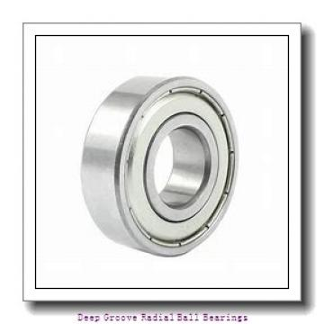75mm x 130mm x 25mm  SKF 215-2z-skf Deep Groove Radial Ball Bearings