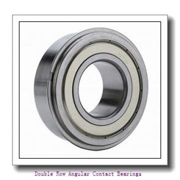 25mm x 52mm x 20.6mm  SKF 3205a-2rs1/mt33-skf Double Row Angular Contact Bearings