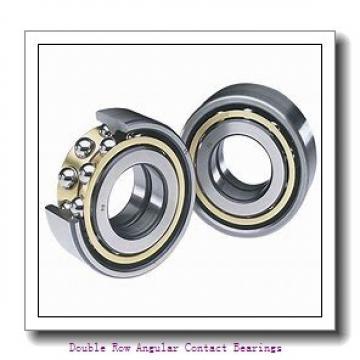 10mm x 30mm x 14mm  QBL 3200btnc3-qbl Double Row Angular Contact Bearings