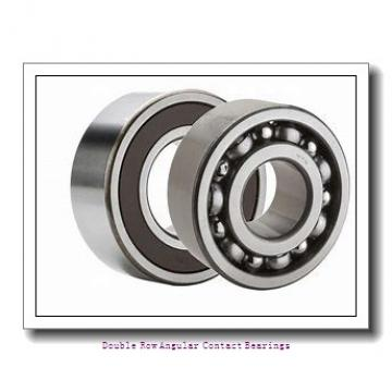 20mm x 47mm x 20.6mm  FAG 3204-b-2hrs-tvh-c3-fag Double Row Angular Contact Bearings
