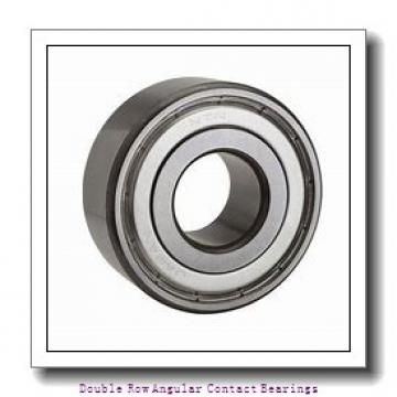 10mm x 30mm x 14mm  NSK 3200b-2znrtnc3-nsk Double Row Angular Contact Bearings