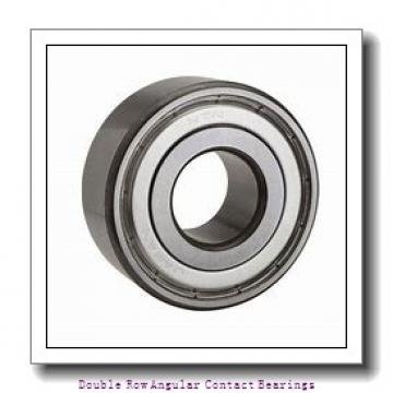 20mm x 47mm x 20.6mm  QBL 3204btn-qbl Double Row Angular Contact Bearings