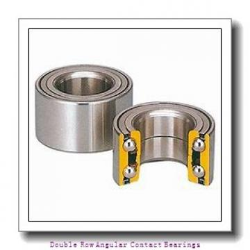 20mm x 47mm x 20.6mm  NSK 3204b-2rsnrtn-nsk Double Row Angular Contact Bearings
