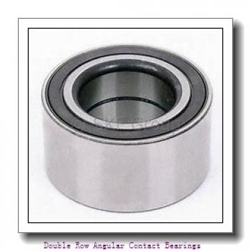 20mm x 47mm x 20.6mm  SKF 3204atn9/c3-skf Double Row Angular Contact Bearings
