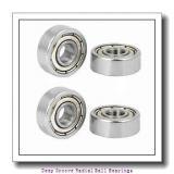 35mm x 62mm x 20mm  SKF 63007-2rs1-skf Deep Groove Radial Ball Bearings