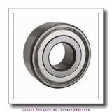 25mm x 52mm x 20.6mm  NSK 3205bnrtn-nsk Double Row Angular Contact Bearings