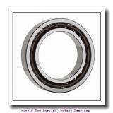 1.625 Inch x 4 Inch x 0.938 Inch  Hoffmann ms13.1/2ac-hoffmann Single Row Angular Contact Bearings