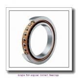12mm x 32mm x 10mm  FAG 7201-b-tvp-p5-ul-fag Single Row Angular Contact Bearings