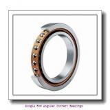 20mm x 47mm x 14mm  NSK 7204bw-nsk Single Row Angular Contact Bearings