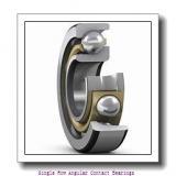 12mm x 32mm x 10mm  SKF 7201begap-skf Single Row Angular Contact Bearings